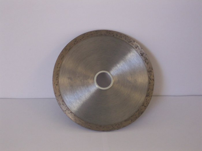 4 Inch Smooth Diamond Continuous Rim Cutting Blade