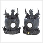 Black Dragon Computer Speakers