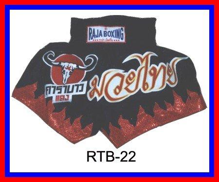 RAJA Muaythai boxing shorts RTB-22