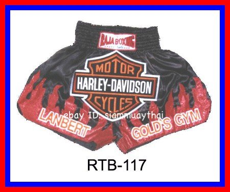 RAJA Muaythai boxing shorts RTB-117
