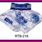RAJA Muaythai boxing shorts RTB-218