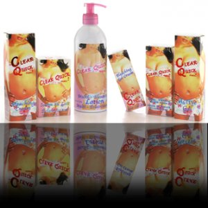 Clear Quick Complete Skin Package