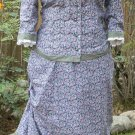 Bustle Dress Victorian Steampunk Costume