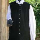 Mens Pirate Colonial Waistcoat Vest Renaissance LARP Wool