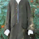 Pirate Coat Suede Cloth Renaissance LARP Colonial Frock
