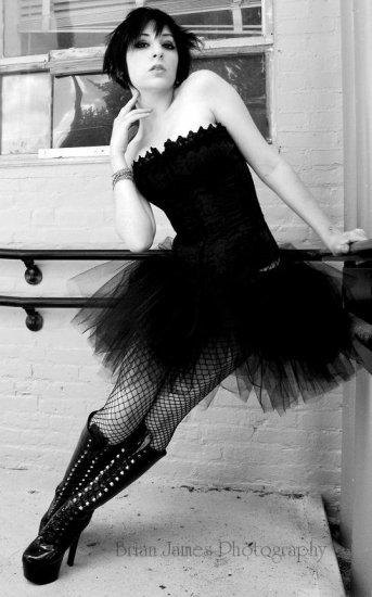 Black adult tutu skirt petticoat Large