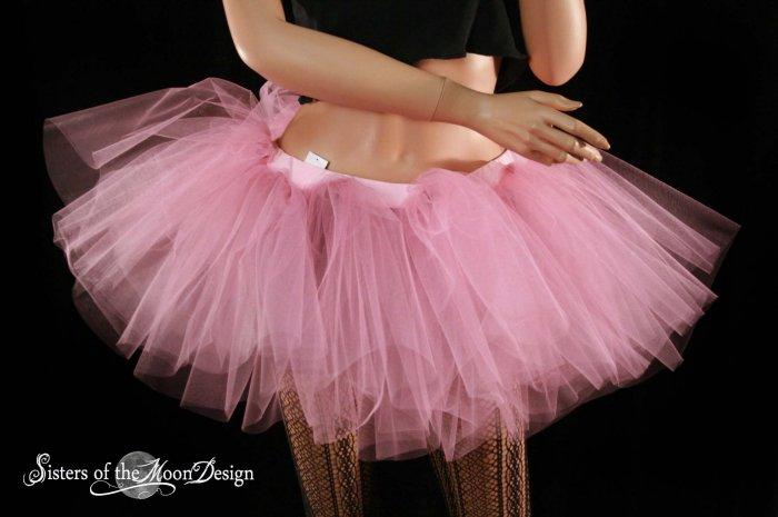 mauve adult tutu petticoat Xlarge plus