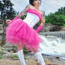 Xlarge Ultra Pink Ring Master huge poofy adult tutu