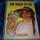 1909 Frank Baum The Road To OZ HB NO DJ Some Damage Colorful Cover