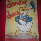 1935 Walt Disney's Donald Duck Whitman Publishers 978 Linen Oversized