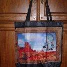 St. Bonaventure Indian Mission & School Tote Bag Dream Catcher Shopper
