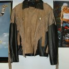 Hot Leather's Western Style Leather Jacket  **Close Out Price**