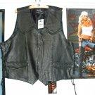 Leather King Vest 1
