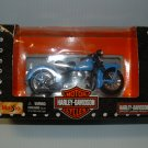 Harley-Davidson  1948 FL Panhead 1:18 Die-Cast Replica