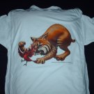 Wildcat chases Cardinal - Mens XX-Large