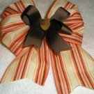 Fall Autumn Thanksgiving Boutique Hairbow