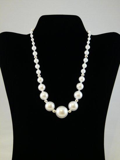 Audrey Hepburn Faux Pearl Necklace
