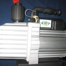 VPD10:Heavy Duty Vacuum Pump 9.5 CFM 2-Stage Industrial