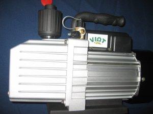 VPD10:Heavy Duty Vacuum Pump 9.5 CFM 2-Stage Industrial