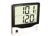 BT1: Indoor/outdoor Dual Temperature Digital Thermometer Large Easy Cooler Freezer Aquirium