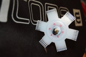 Condenser Evaporator Fin Clean/Straighten Comb 6in1 AC+