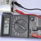Portable Digital Capacitor Tester:Wide range pF to 30 mF