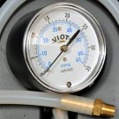 "Gas LPG Propane Appliance Manifold Line Low Pressure Manometer Gauge Kit 35""WC Plumbing HVAC Tool"