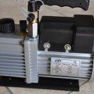 Rotary Vane Vacuum Pump 6CFM with Built-in Check Valve Surge Milker Pulsator milking Hookup HVAC