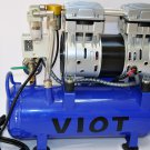 Automatic Vacuum System Twin piston oilfree oilless High Performance Vacuum Pump 5.5 CFM 3/4 HP Tank