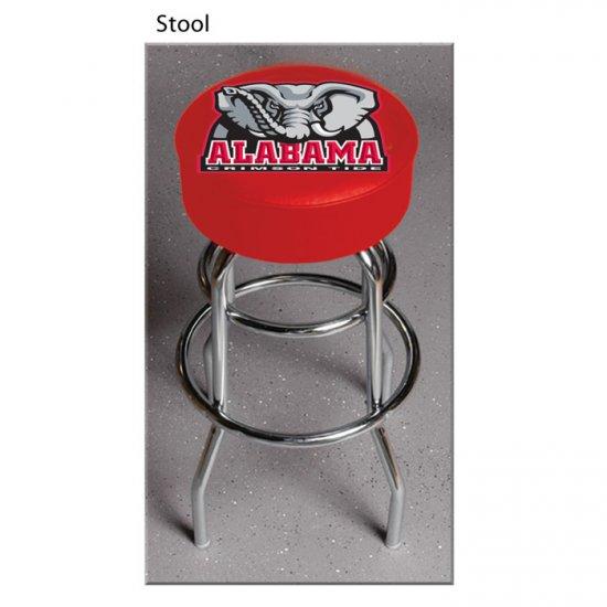 NCAA Alabama Crimson Tide Bar Stool