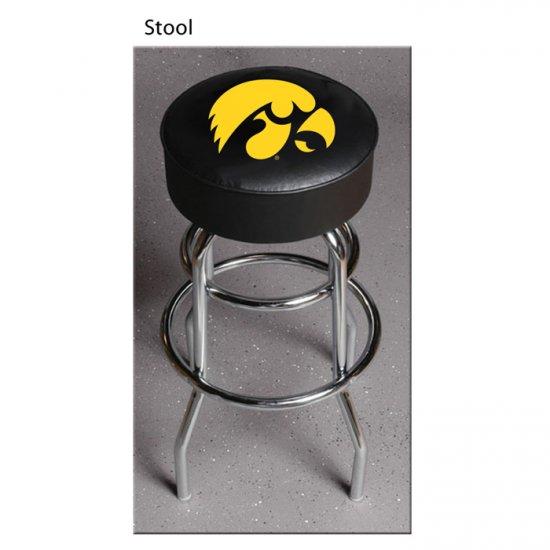 NCAA Iowa Hawkeyes Bar Stool