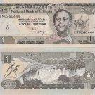 Ethiopia banknote 2003 1 birr UNC