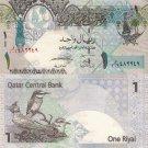 Qatar banknote 2008 1 riyal UNC
