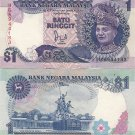 Malaysia banknote 1986-9 1 ringgit UNC