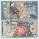 SURINAME banknote 25 GULDEN 2000 VF