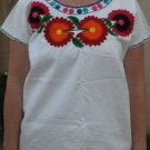 Embroidered Blouse - Sunflower