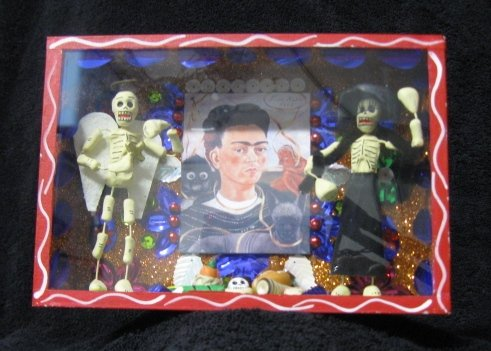 Dia De Los Muertos Box - Frida Life & Death