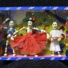 Dia De Los Muertos Box - Frida and Diego