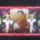 Dia De Los Muertos Box - Frida with a Band