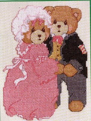QUICK FINISH CROSS STITCH KIT CHRISTMAS CAROL SCROOGE & BELLE