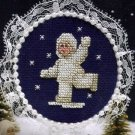 SNOW BABY ICE SKATING CROSS STITCH KIT