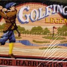 RARE REINARDY GOLF LEGENDS LONGSTITCH NEEDLEPOINT KIT ON THE GREEN