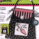 TODD TRAINER CHIC PURSE DECORATION PURSENALITY SAMPLER CROSS STITCH KIT PERSONALITY