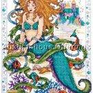 JOAN ELLIOTT MAGICAL MERMAID COUNTED CROSS STITCH KIT SIREN OF THE SEA