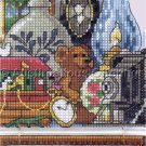 WHIMSIES BRIAN JACKINS COUNTED CROSS STITCH RARE ANTIQUE COLLECTOR KIT
