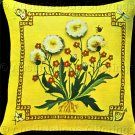 Rare Dandelions in Bloom Crewel Embroidery Kit Summer Critters Bumble Bee Dragonfly