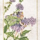 Lanarte Counted Cross Stitch Floral Fairy Kit