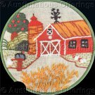 Country HomeStead Crewel Embroidery Kit