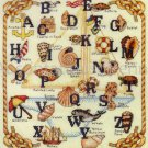 Rare Barbara Smith Nautical CrossStitch Maritime Alphabet Sampler Kit