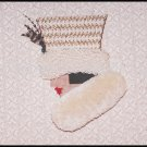 Marj Hunter Deco Ladies Amy Bunger Stitch Guides Deco Hat Needlepoint Kit  Hope Winter Cap